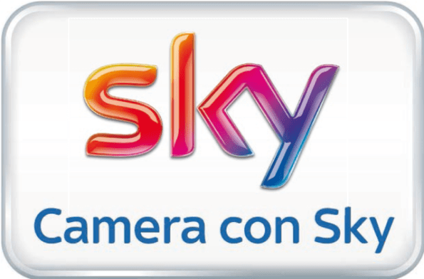Camere con Sky pay tv